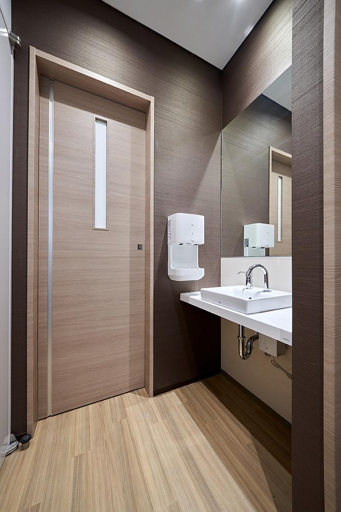 1F-手洗いスペース