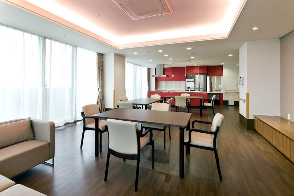 共同生活室(2階)