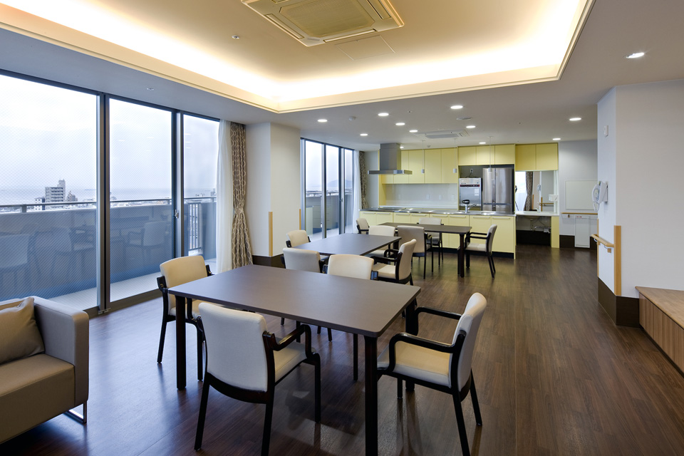 共同生活室(4階)