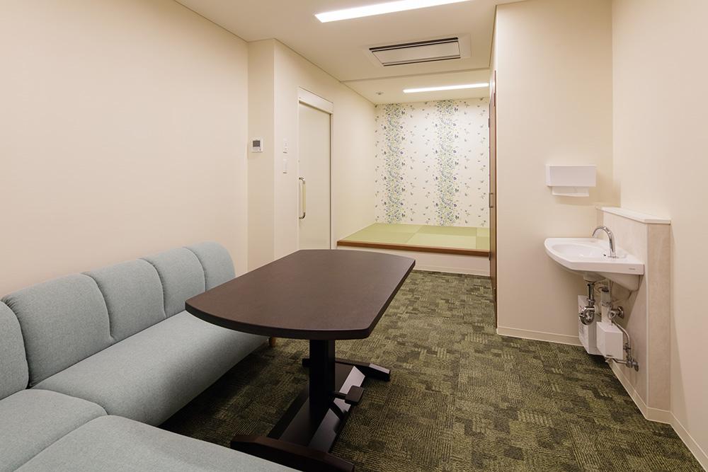 1階 助産婦指導室